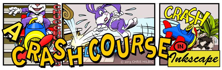 A Crash course in Inkscape header